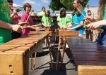 Sellwood Middle School Marimba Band