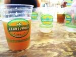 Featuring Laurelwood Brewing Co.
