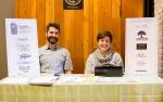 Volunteers from Portland Roasting Coffee